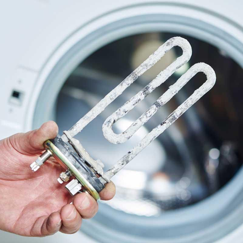 Calcaire machine à laver